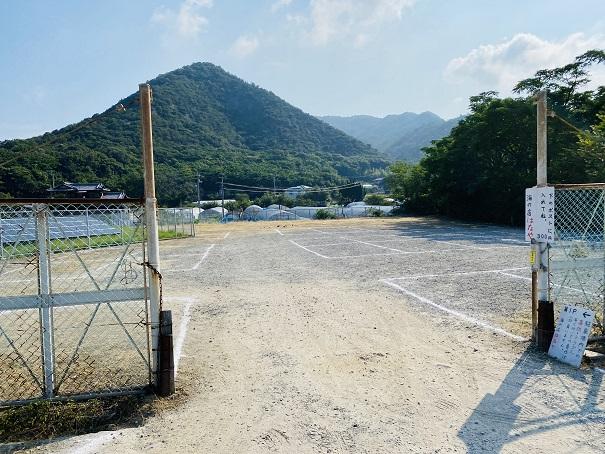 海の店はなや第一駐車場