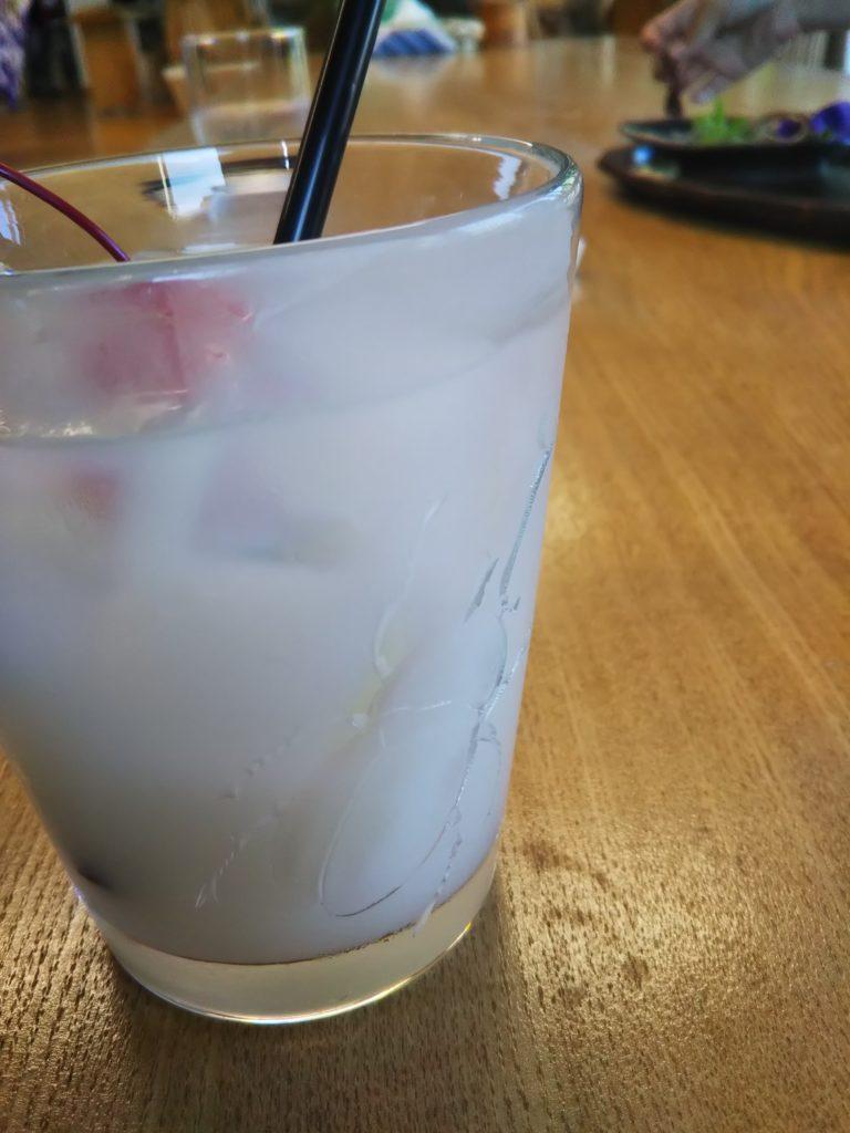 カブトムシのコップ
