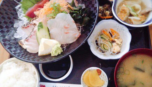 高知市の新鮮食材の市場レストラン西村商店