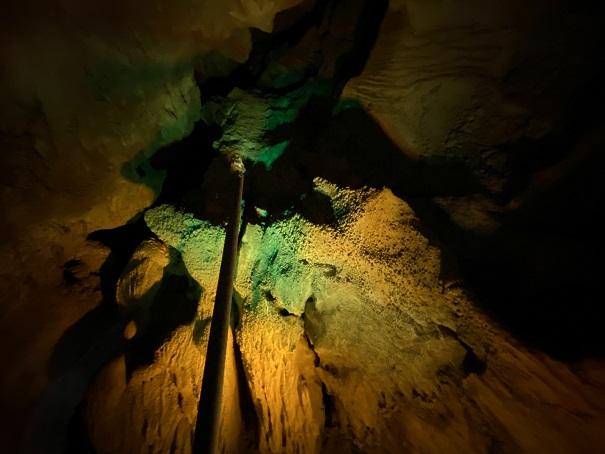 千仭の間龍河洞