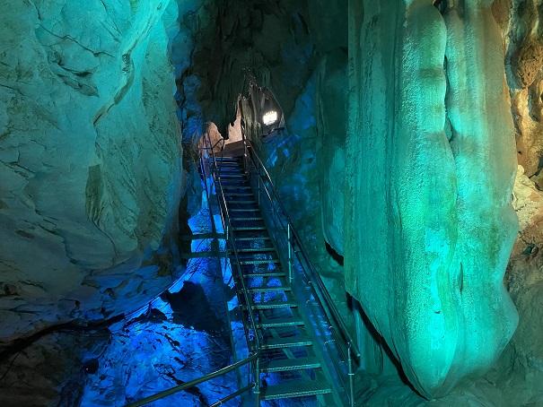 龍河洞 天然記念物鍾乳洞