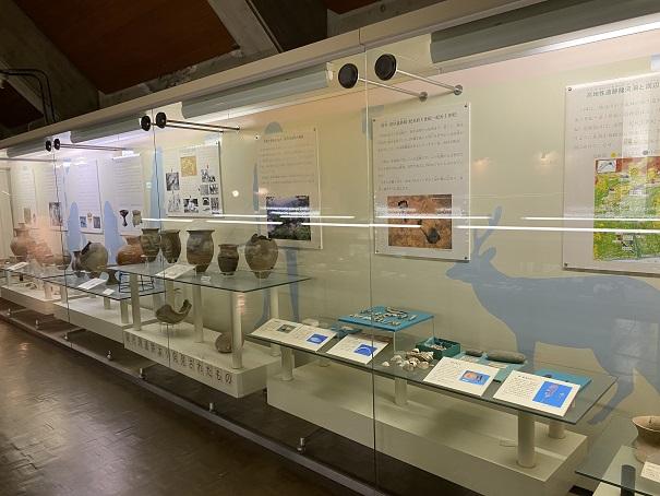 龍河洞博物館土器