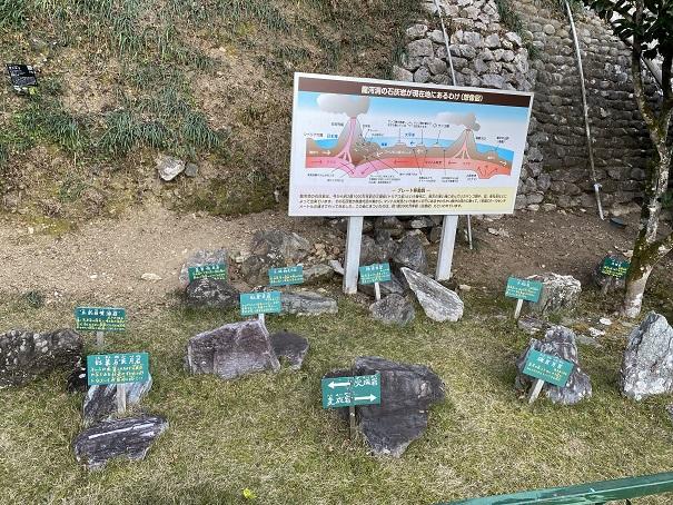 岩石園龍河洞