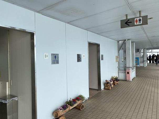 トイレ渦の道 大鳴門橋遊歩道