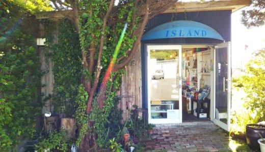 ISLAND 鳴門市でマリンクラフト 貝殻等で時計やミラー作り