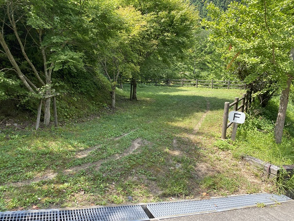 祖谷ふれあい公園キャンプサイト
