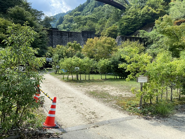祖谷ふれあい公園キャンプ場