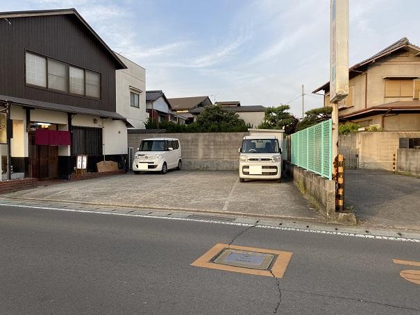 水月駐車場