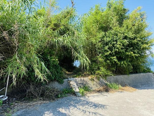 篠尾海水浴場へ行く方法