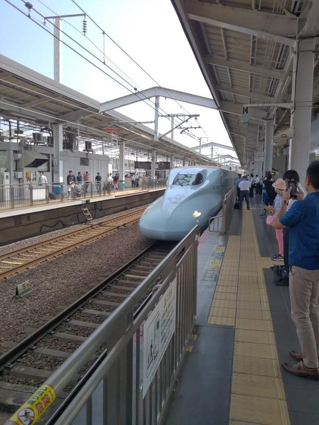 新幹線みずほとさくら