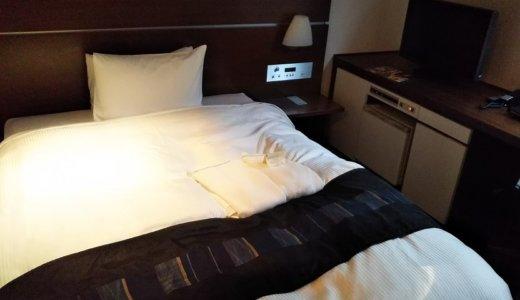 JR九州ホテル鹿児島はリーゾナブルで高級感あり大満足