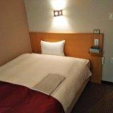 ホテルアービック鹿児島ベッド