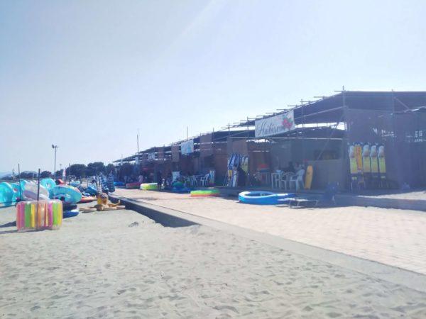 小松海岸海の家