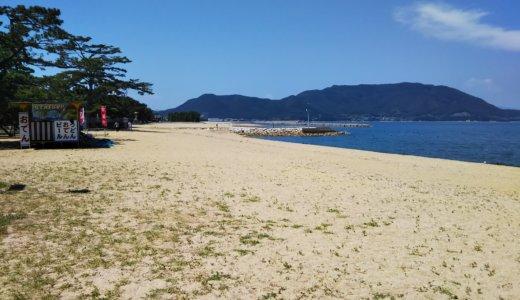 津田の松原海水浴場 香川県で一番有名な海水浴場 さぬき市