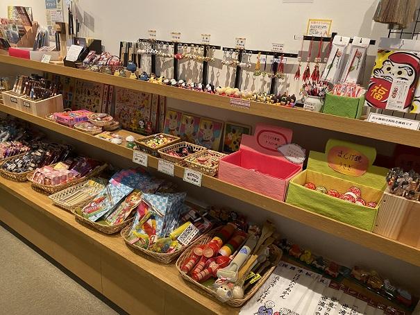 霧の森菓子工房新宮店小物