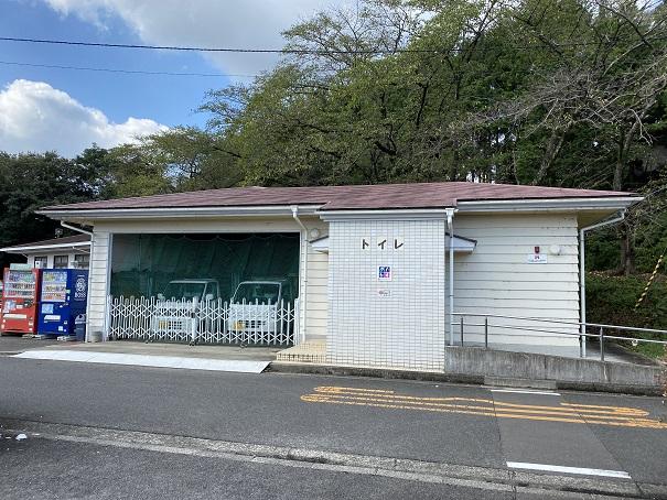 萩の丘公園トイレ