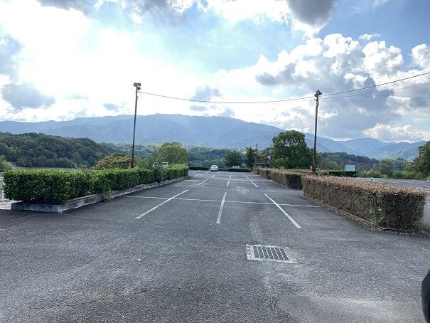 萩の丘公園駐車場