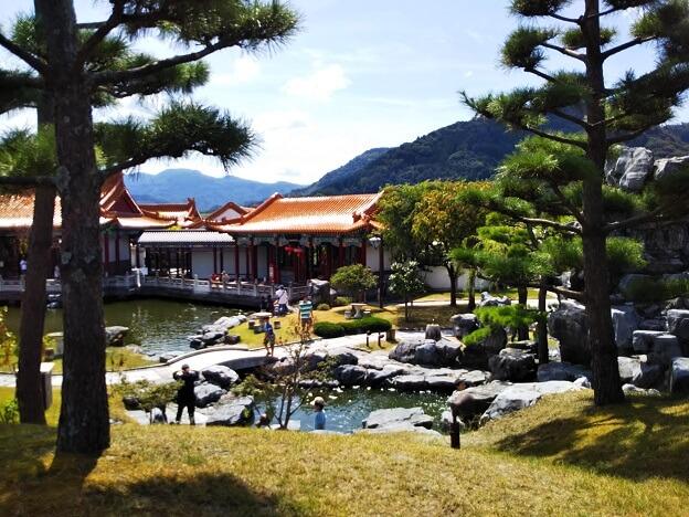燕趙園 中国庭園1