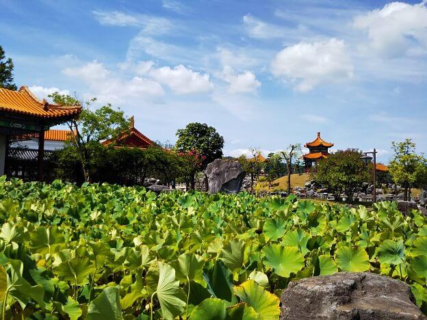 燕趙園 中国庭園3