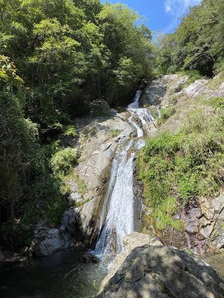 不動の滝 高松市