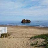 白兎海水浴場 ビーチ