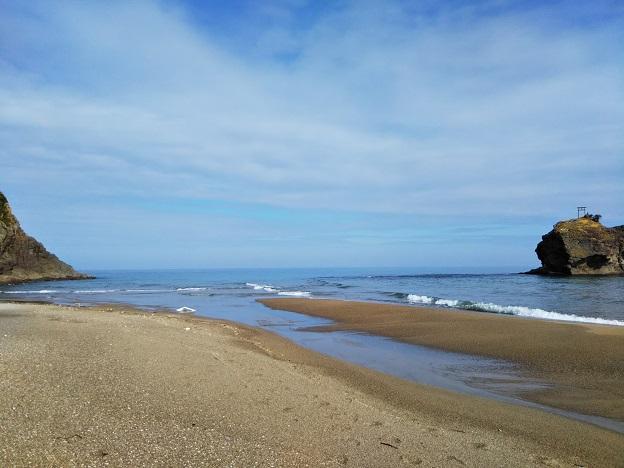 白兎海水浴場 ビーチ1