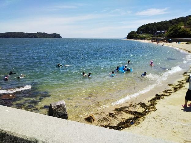 鎌田海水浴場