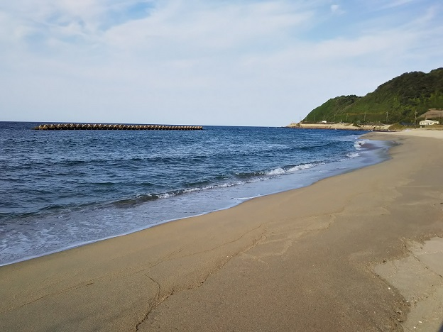 宇野海水浴場 ビーチ1