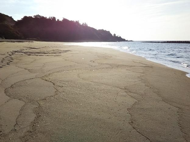 宇野海水浴場 ビーチ2