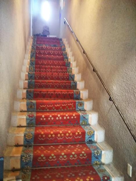 キャラメルママ 階段