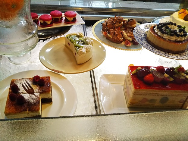 キャラメルママ ケーキ2