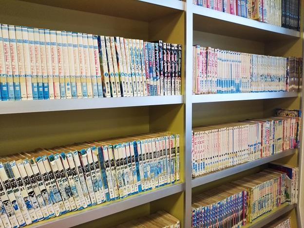 丸亀市児童館 図書室マンガ
