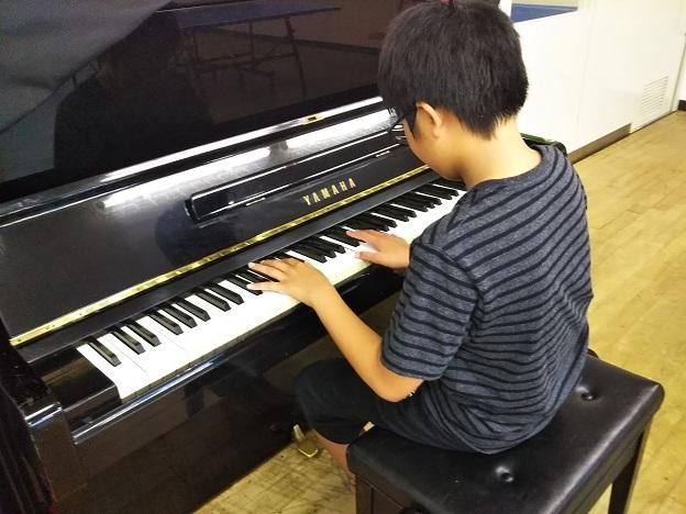 丸亀市児童館 ピアノ