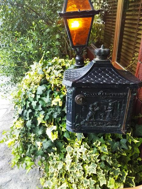 長崎屋 入り口