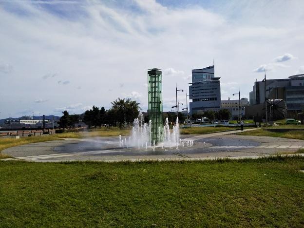 サンポート高松噴水