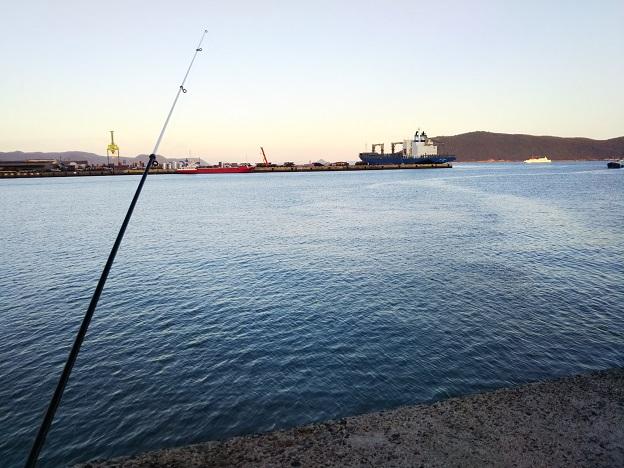 G地区で釣れない釣り
