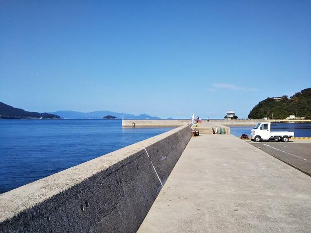 さぬき市津田町 鶴羽漁港