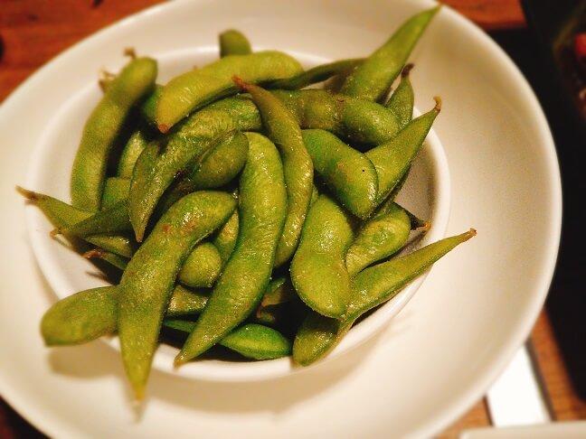 アズマ屋 枝豆