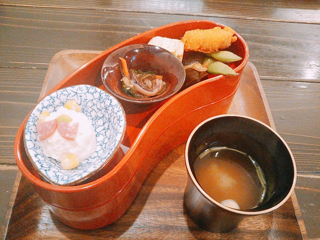 HachiBako お弁当1