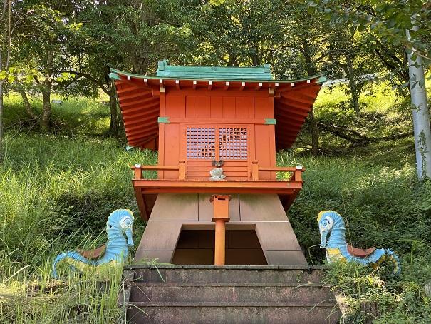 77神社本堂