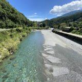 徳島県の日本一美しい清流穴吹川