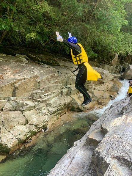 四国のおすすめ川遊び