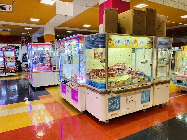クレーンゲームアミュージアム高松店