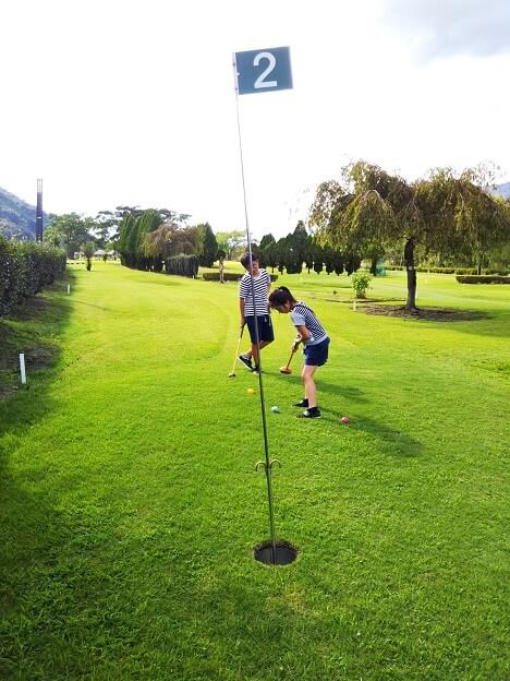 パークゴルフ パター