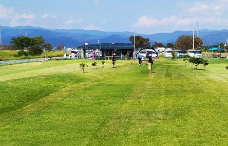 高知県のパークゴルフ場 香南市野市ふれあい広場