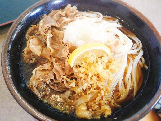 麺通堂の細麺のうどん