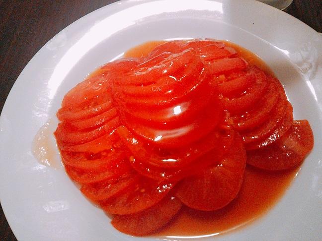 味源 トマトスライス