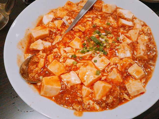 味源 麻婆豆腐