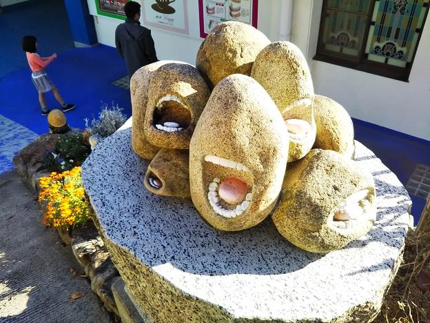 歯ART美術館 石像2