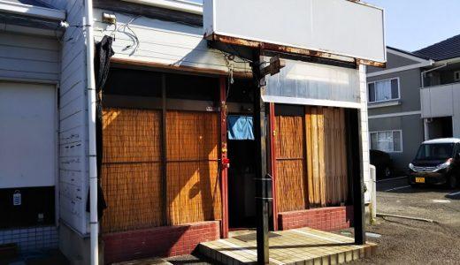 丸亀市の穴場ラーメン店 中華そば とくひろ